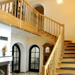 Rustikálne schodište